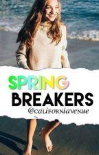 Spring Breakers by californiavenue