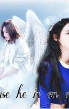 because he is an angel by kim_Jon_you