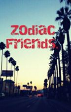 Zodiac Friends. by Pandora_13