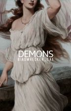 DEMONS by alyprudencio