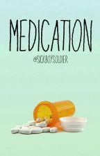 Medication (Perrentes) (boyxboy) by sickboysoldier