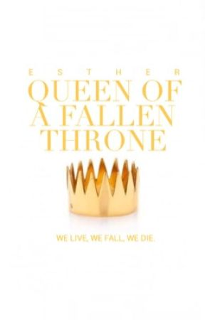 QUEEN OF A FALLEN THRONE   ✔️ by inkblotted