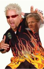Flaming Hot Tips- A Gordon Ramsey X Guy Fieri fanfic by Kindofajerk