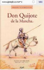Don Quijote De La Mancha by karlamichellopez