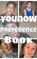 Younow Preferences Book by Woahits_Ary