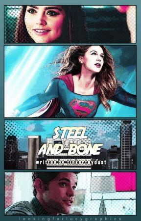 Steel And Bone ▸ Winn Schott [1] by tinkertaydust
