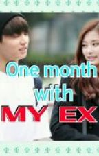 ONE MONTH WITH MY EX (BTS-TWICE) by marveemae