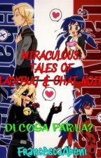 Miraculous: Tales of Ladybug & Chat Noir by FrancescaAbeni