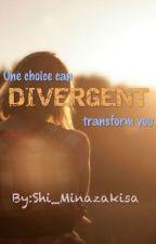 Divergent by Shira-Minazakisa