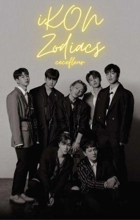 iKON Zodiacs  by ilovemykoo