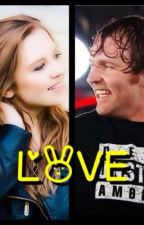 Dean Ambrose und Deanie #Love by IamJacquelineAmbrose