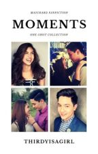 Moments: Random AlDub / Maichard One-shots by thirdyisagirl
