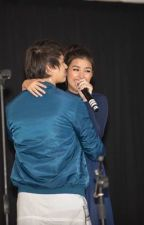 LizQuen (Behind the Scenes) by ifwordscouldkill