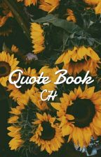 Quote Book by inspireknight