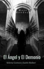 El Angel y El Demonio. by black_storm17