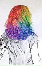 Zu weit Im Regenbogenboulevard by MissPinaColada