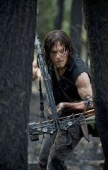 The Hunter and the Angel (Daryl x reader)