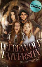 Werewolf University {NL} by anoniemwolfjex