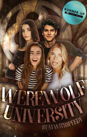 Werewolf University #Netties2017 {Lopend}