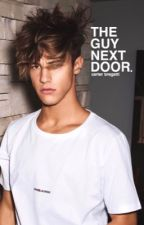 The Guy Next Door (a steamy romance) by lydiapotterx