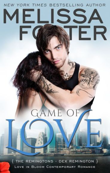 Game of Love (The Remingtons, Book One: Love in Bloom Series)