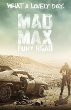 MAD MAX fury road by be_free111