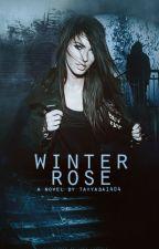 Winter Rose by tayyaba1404
