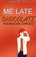 Me Late Chocolate #01  by HeidiNaomiCarruzo