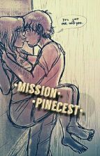 Mission [Pinecest] by -Immimi-miix-