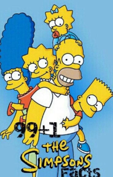 99+1 Simpsons facts