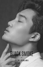 Black Smoke by FlyLuhani