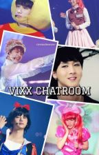 VIXX CHATROOM by -CrystalPrincess-