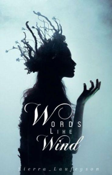 Words Like Wind ❂ Thorin Oakenshield