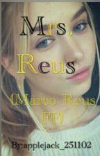 Mrs. Reus (Marco Reus FF)  by applejack_251102