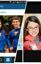 Wit Academy/The Thundermans by JahmyaMoody
