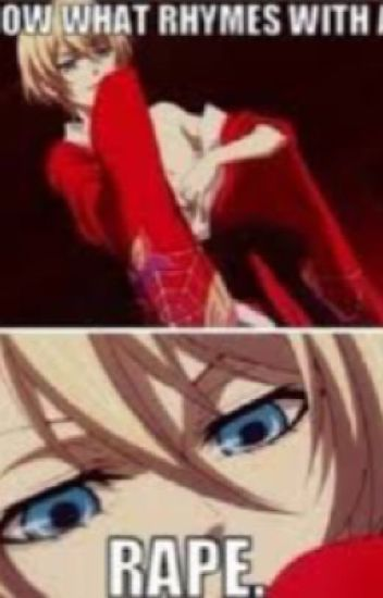 The Easiest Alois X Ciel X Reader Lemon {Tiburon Es Rojos}