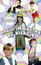 Dagli Immagina Al Disagio [NIALL HORAN] || 1D HUMOR by Theirishxxx