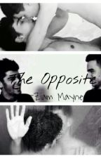 ||The Opposite||  Ziam Mayne by AliceC__