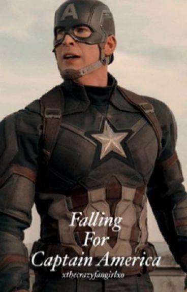 Falling For Captain America/SteveRogers&ElenaGilbert Fanfic