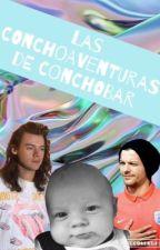 Las conchoaventuras de Conchobar by LarryIsReal0010