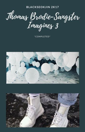 Thomas Brodie-Sangster Imagines 3 COMPLETED BOOK 3
