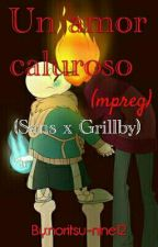 (Sans X Grillby)[mpreg]Un Amor Caluroso by noritsu-nine12