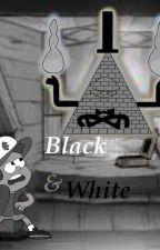 Black & White (BillDip) by IrishGoth