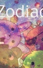 zodiac ❤ five nights at freddy's ❤ by -Cxrrito