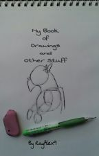 My Book of Drawings and Other Stuff by RayAlex9