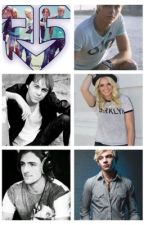 On Tour With R5 by mapleleafs_addict