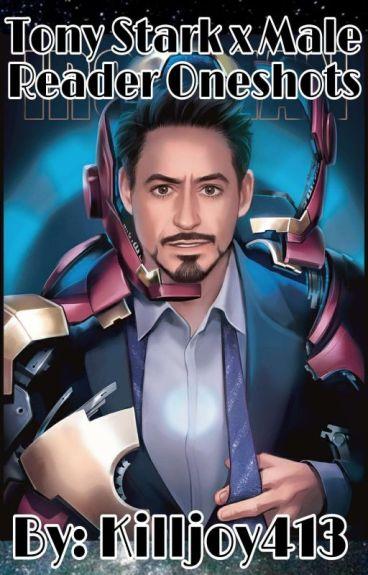 Tony Stark x Male Reader