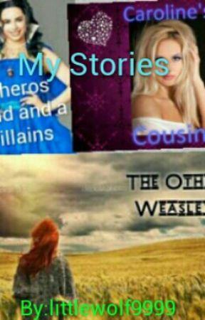 My Stories - Remus' Twin Sister - Wattpad