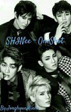 SHINee - OneShot Yaoi by JONGHYUNMINHO