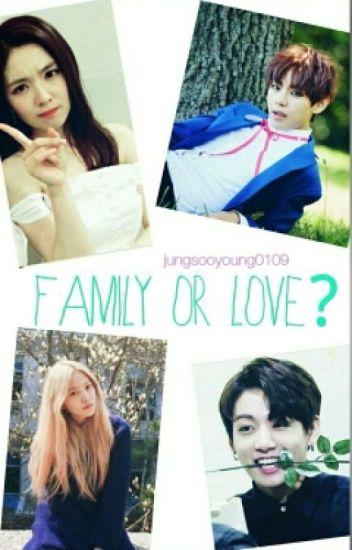 Family or Love? (VRene & Jungri Fanfiction)
